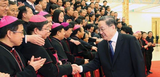 La Asociación Patriótica Católica China reafirma su fidelidad al Partido Comunista tras su acuerdo con Roma