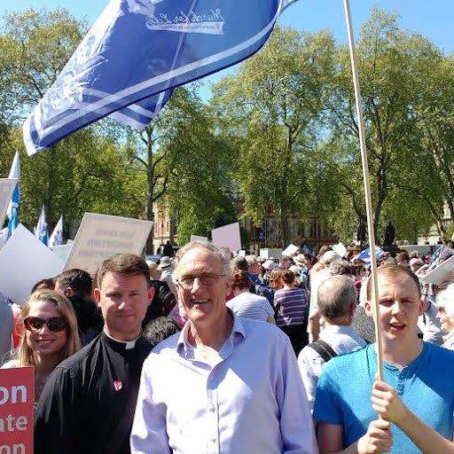 Marcha por la vida Londres