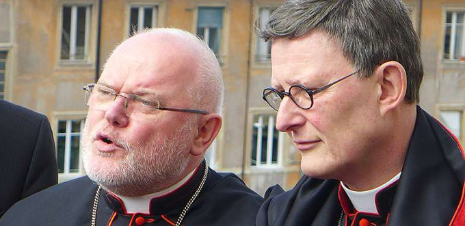 El Papa pide a los obispos alemanes unanimidad sobre la comunión de protestantes casados con católicos