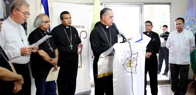 Los obispos de Nicaragua presiden la mesa de diálogo para encontrar una salida a la crisis del país