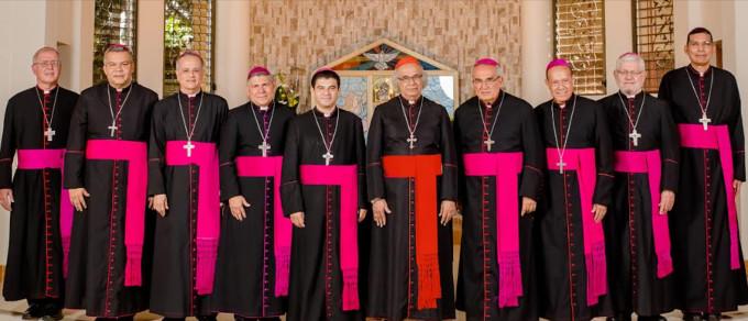 Los obispos de Nicaragüa denuncian amenazas de muerte y campañas de descrédito por parte del oficialismo