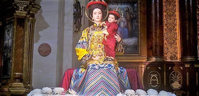 El Papa pide encomendarse a la Virgen para la reconciliación entre los católicos chinos