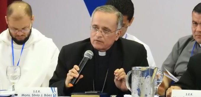 Mons. Báez a Daniel Ortega: «Nicaragua es otra y el grito de la gente en las calles es que se vaya»