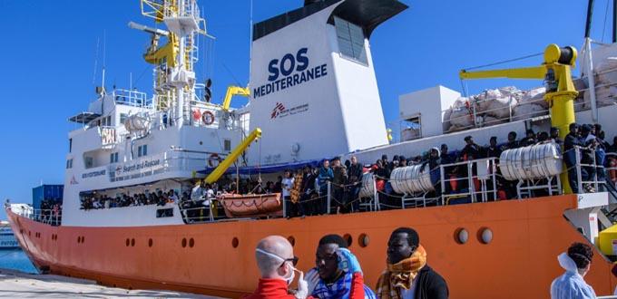 El Secretario de la CEE felicita al Gobierno español por acoger a los inmigrantes rescatados por el Aquarius