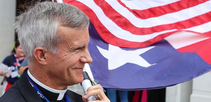 Obispo de Estados Unidos alienta a las parejas casadas a permanecer abiertas a la vida