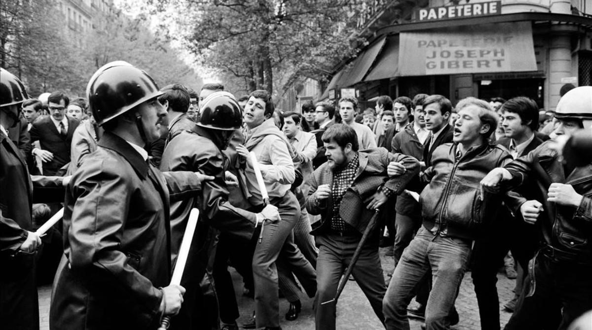Mayo del 68. Revuelta comunista y origen de la degradación actual