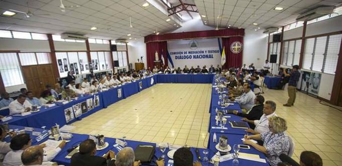 Los obispos de Nicaragua vuelven a suspender el diálogo por los incumplimientos de Daniel Ortega