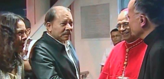Los obispos de Nicaragua se reúnen con Daniel Ortega