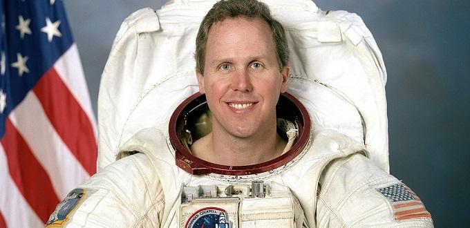 El Astronauta que recibió la Sagrada Comunión en pleno espacio
