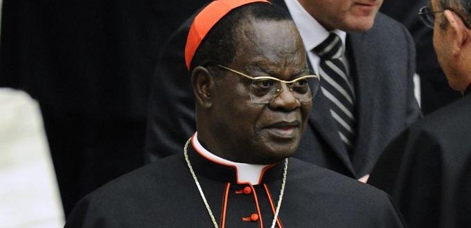 Cardenal congoleño: «Es una misión defender la fe a costa del derramamiento de la propia sangre»