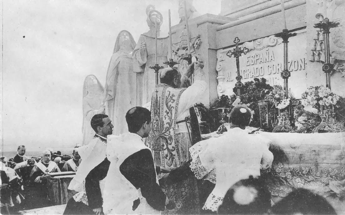 Antonio Maura, promotor de la consagración de España al Sagrado Corazón
