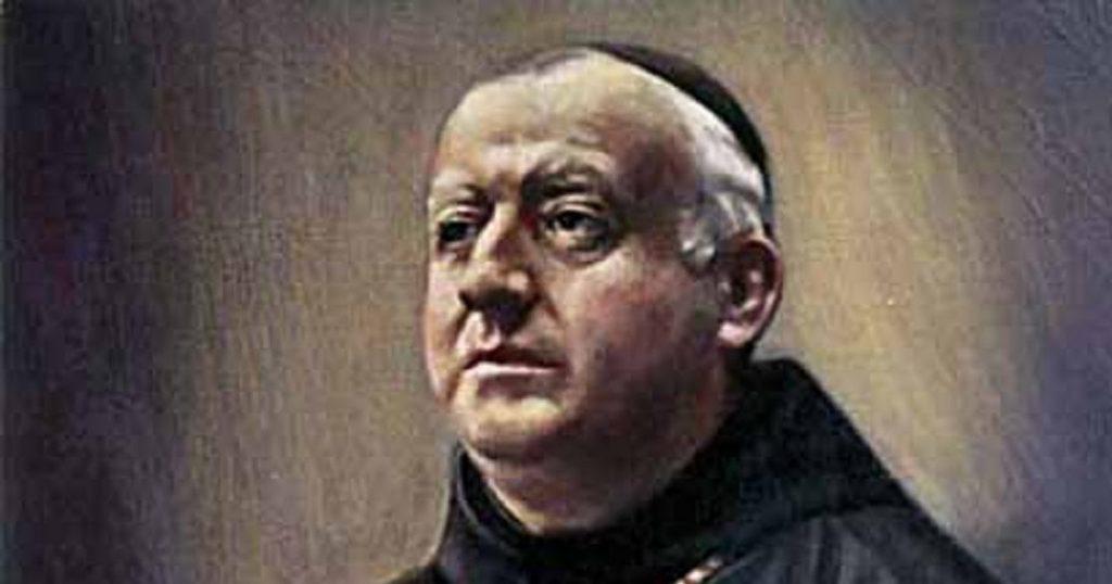Dom Columba Marmion: Un maestro espiritual por redescubrir