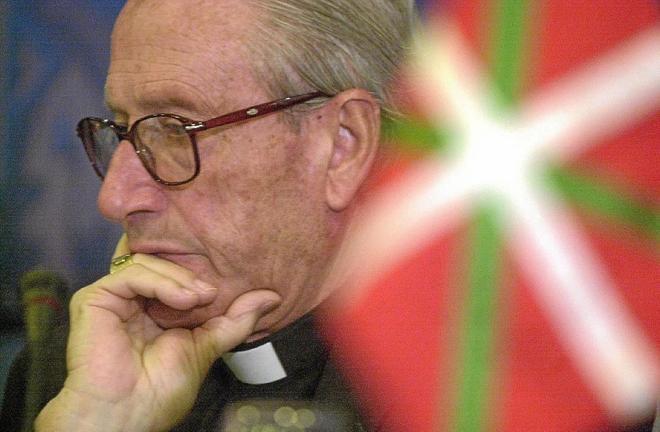 Muere a los 90 años el obispo emérito de San Sebastián, Mons. Setién