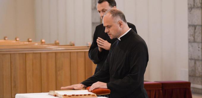 El P. Davide Pagliarani, nuevo Superior General de la Fraternidad Sacerdotal de San Pío X