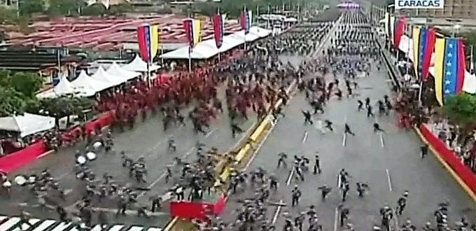 Los obispos venezolanos piden el fin de la represión tras el «presunto atentado» contra Maduro