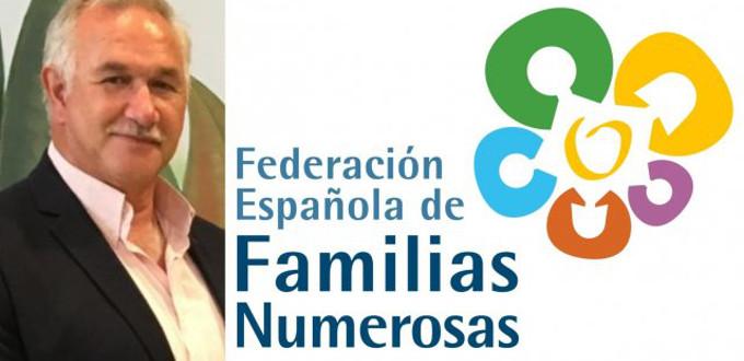El nuevo presidente de la Federación Española de Familias Numerosas quiere ir de la mano con el lobby gay
