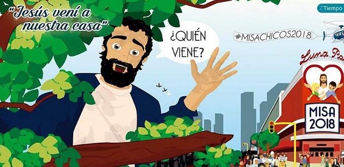 Niños de Buenos Aires dirán «Jesús vení a nuestra casa»