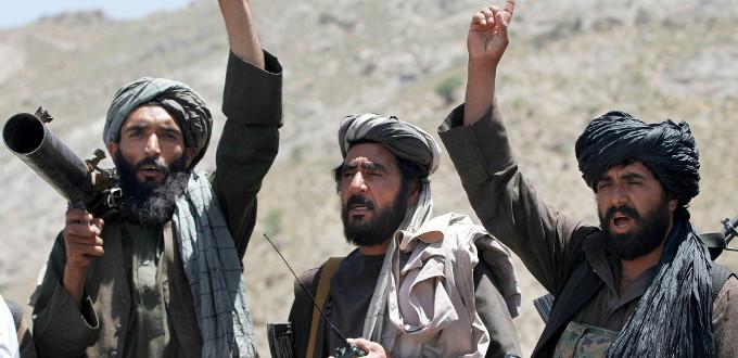 Ofensiva talibán en Afganistán