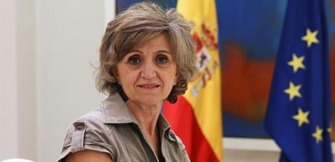 María Luisa Carcedo asegura que los cuidados paliativos y la eutanasia no son la misma cosa y no son excluyentes