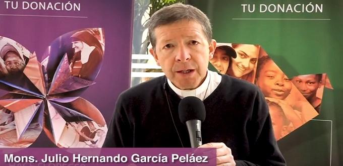 Lanzamiento de campaña Dona Nobis para apoyar la obra evangelizadora en Colombia