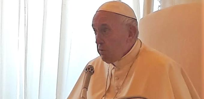 El Papa pide a los obispos venezolanos que sigan resistiendo y acompañado al pueblo que sufre