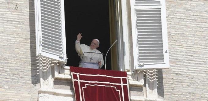 El Papa Francisco: «Para seguir a Cristo hay que renunciar al egoísmo»