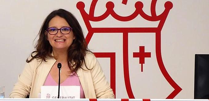 La Universidad Católica de Valencia acogerá una conferencia sobre feminismo de Mónica Oltra