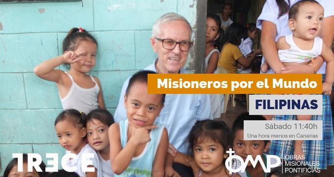 TRECE estrena este sábado la nueva temporada de «Misioneros por el Mundo»