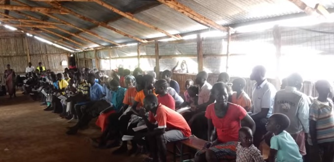 Las misiones salesianas un gran apoyo para los refugiados en Uganda
