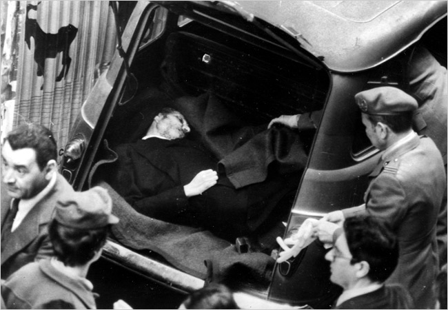 Italia 1978. El gran misterio en torno al asesinato de Aldo Moro