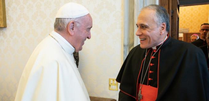 El cardenal DiNardo acoge con satisfacción la investigación del Vaticano sobre McCarrick