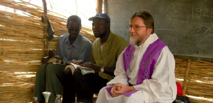 «Liberen al padre Gigi Maccalli»: voces unidas en favor del misionero italiano secuestrado