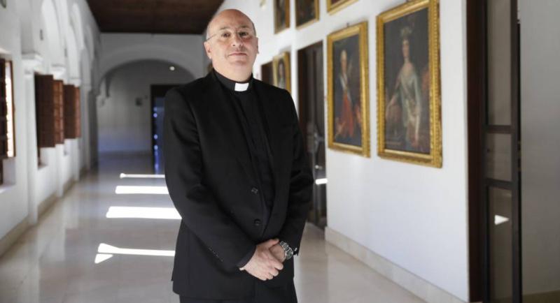 El sacerdote Francisco Jesús Orozco Mengíbar, nuevo obispo de Guadix