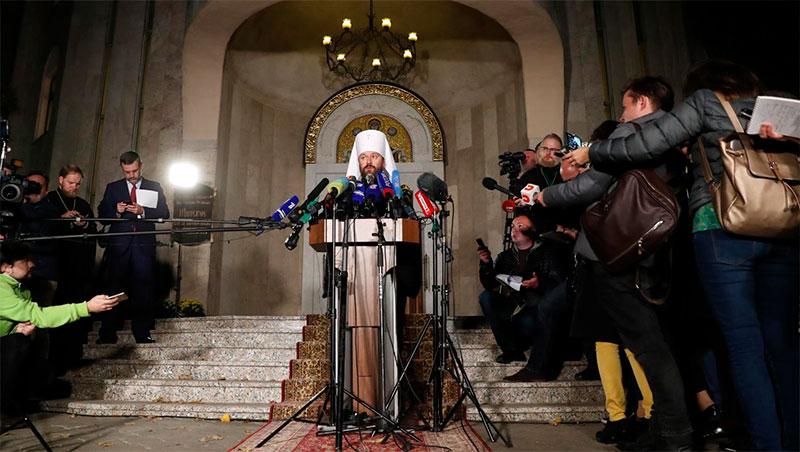 Moscú rompe relaciones con el Patriarcado de Constantinopla, la mayor división en la historia ortodoxa moderna