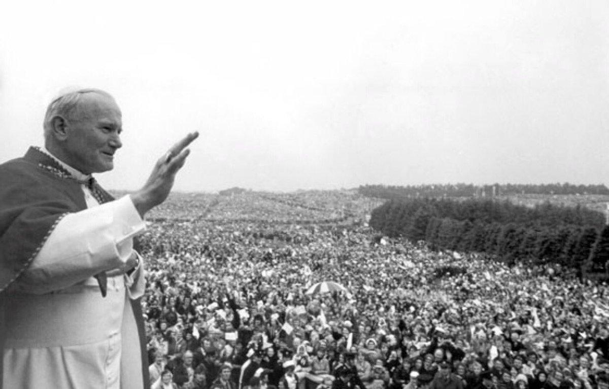 Papa Francisco en el 40º aniversario de la elección: Juan Pablo II dejó una huella indeleble en la Iglesia