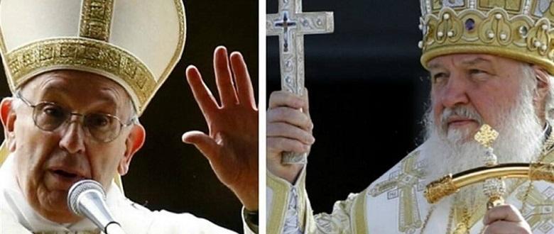 Los ortodoxos rusos buscan apoyo en el Vaticano