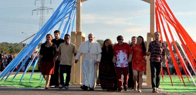 200 Jóvenes católicos australianos se pronuncian en relación al Sínodo Juvenil