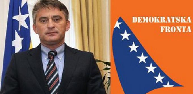 Musulmanes provocan la elección de un títere de sus intereses como representante de los croatas en Bosnia