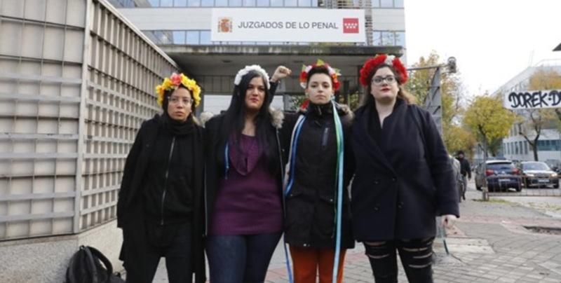 La impunidad de Femen