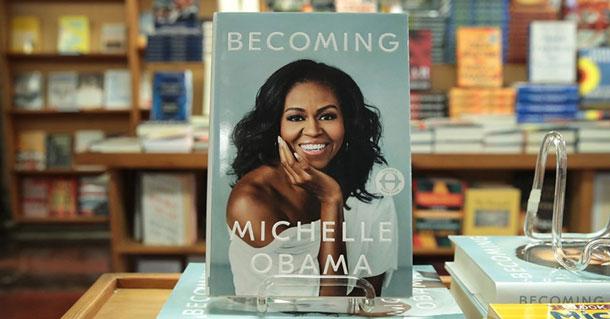 Michelle Obama reconoce que los no nacidos son niños