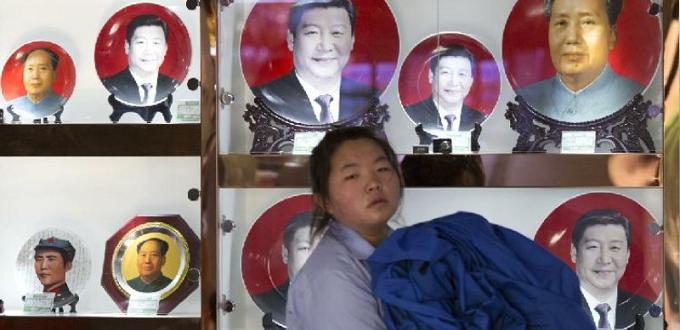 Los frutos de la sinización: adorar al «dios» Xi Jinping