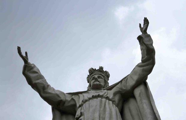 Cristo Rey debe reinar en el corazón de la misma sociedad
