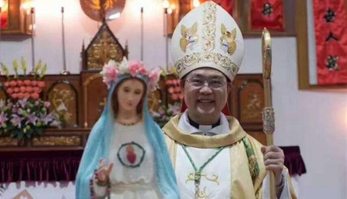 La policía china secuestra de nuevo a Mons. Shao Zhumin, obispo de Wenzhou