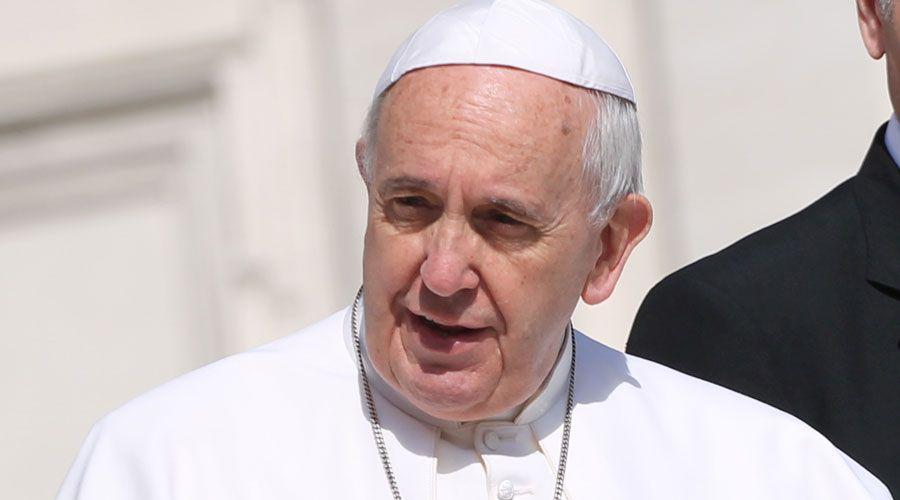 Papa Francisco: «El ministerio o la vida religiosa no es lugar» para los homosexuales