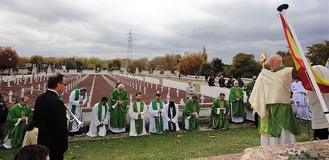 Mons. Reig Pla: «De nuevo en España vuelve a hacer su presencia el odio a la fe»