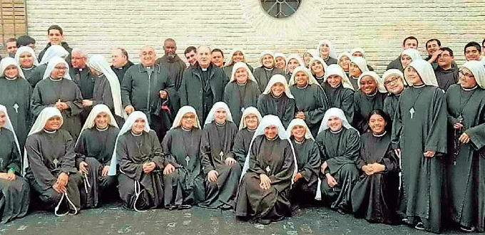Las Peregrinas de la Eucaristía se instalan en el convento de «Las Marroquíes» de Écija