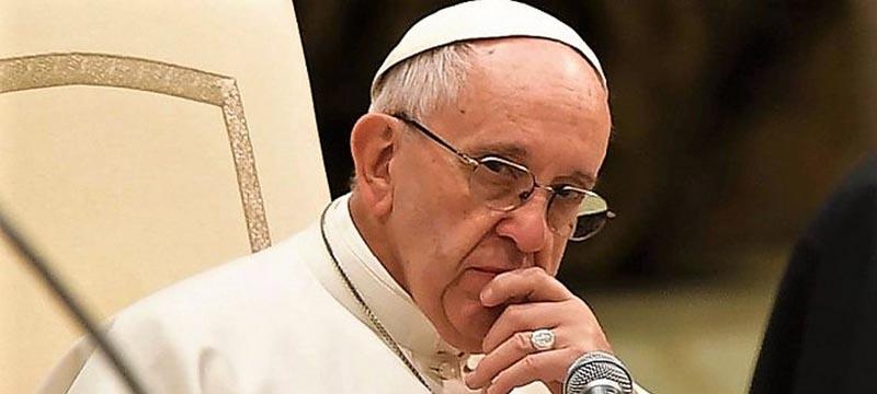 El Papa reprocha al mundo que mire a otro lado ante la creciente persecución de los cristianos