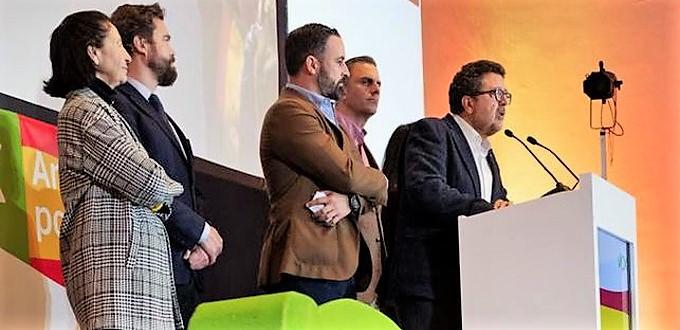 Vox llega al parlamento andaluz con un programa contrario a la ingeniería social impuesta por la izquierda y la derecha del PP