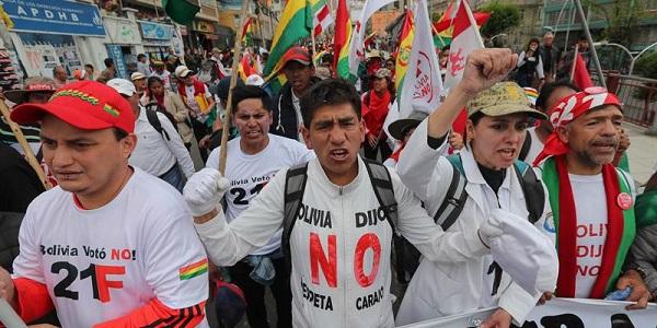 Bolivia: los obispos critican candidatura de Morales y pone en duda sus bases democráticas