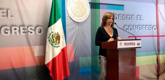 Diputada mexicana afirma que el aborto forma parte de la agenda del partido de Obrador